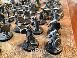 The Lord of The Rings Battle of Pelennor Fields Assembled Miniatures Dice Only