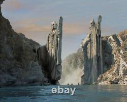 The Lord of The Rings Gates of Argonath Model 11 Figure Statue Resin Decoration