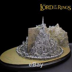 The Lord of The Rings The Capital Of Gondor Minas Tirith Model Statue