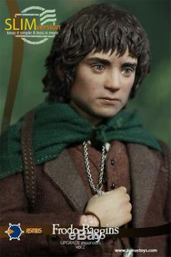 The Lord of the Rings 1/6th SCALE Asmus Toys Frodo Baggins LOTR014S Figures Toy