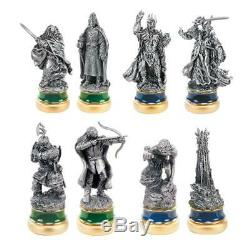 The Lord of the Rings Collector's Chess Set by The Noble Collection New