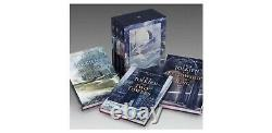The Lord of the Rings Hardcover Box Set Illustrated by Alan Lee