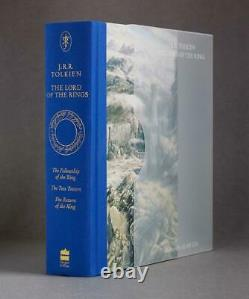The Lord of the Rings Illustrated Slipcased Edition by J. R. R. Tolkien English