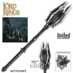 The Lord of the Rings Mace of Sauron with One Ring UC3034
