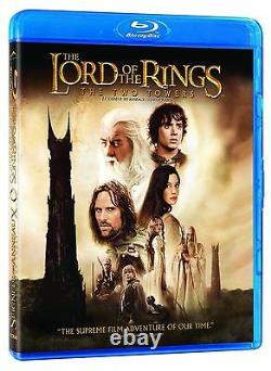 The Lord of the Rings Motion Picture Trilogy Extended Edition Blu-ray NEW