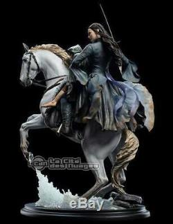 The Lord of the Rings Statue 1/6 Arwen & Frodo on Asfaloth 40cm WETA