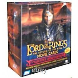 The Lord of the Rings The Return of the King Trading Card Box Update Edition