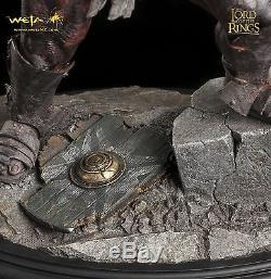 The Lord of the Rings Uruk-hai Swordsman Weta (no Sideshow) LOTR The Hobbit