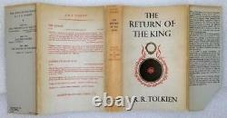 The Lord of the Rings by J. R. R. Tolkien 1st edition set