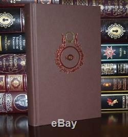 The Lord of the Rings by Tolkien New Deluxe Custom Book Hardcover Set Collection