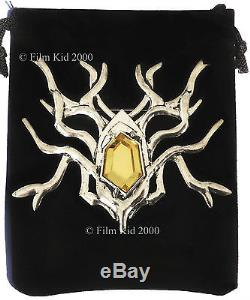 Thranduil Elven King Large Spider Brooch Pin Badge Hobbit Lord of the Rings LOTR