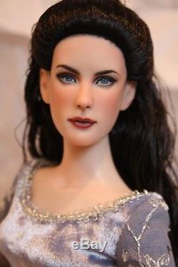 Tonner Tyler 16 OOAK LORD OF THE RINGS ARWEN EVENSTAR Repaint Doll SashaBleu