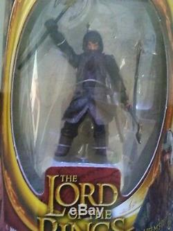 ToyBiz Lord of the Rings Two Towers Helm's Deep GIMLI 500 made