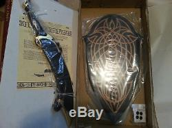 UC1371WGNB United Cutlery Elven Knife of StriderLOTR Lord of the Rings