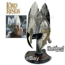 United Cutlery Helm of King Elendil Lord of the Rings Helmet