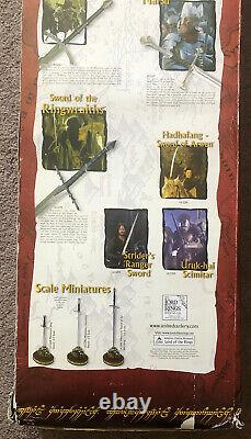 United Cutlery Lord of The Rings Shards of Narsil (843 of 5000)