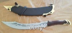 United Cutlery Lord of the Rings Elven Knife of Strider UC1371