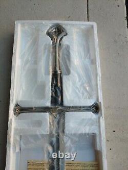 United Cutlery Lord of the Rings Narsil Sword of Elendil UC 1267 NIB