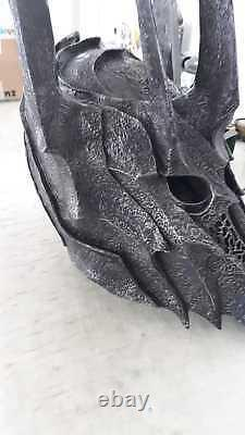 United Cutlery Lord of the Rings The War Helm of Sauron UC2941 Helmet only