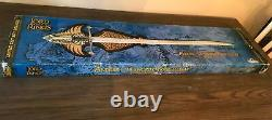 United Cutlery UC1380 Lord of the Rings ANDURIL-Sword of KING ELESSAR /5000 RARE