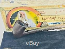 VAUEN Herr der Ringe / Lord of the Rings Gandalf Pfeife pipe pipa neu & ovp
