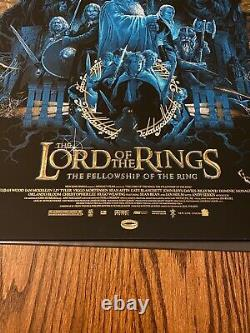 Vance Kelly The Ruling Ring Lord of the Rings Print Nt Mondo