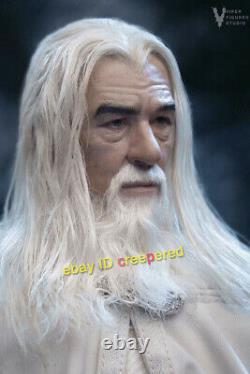 Viper Gandalf 1/6th The Lord of the Rings The White Wizard Valar Action Figures