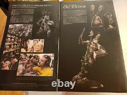 WETA Lord of the Rings Dol Goldor Orc Soldier 16 Sixth Scale Statue NEW SEALED