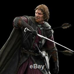 WETA Lord of the Rings NEW Boromir at Amon Hen Statue Movie Limited Ed