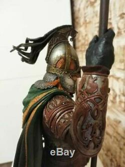 WETA Lord of the Rings Royal Guard of Rohan 16 Sixth Scale Figure Statue NEW