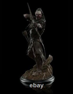 WETA Lurtz The Lord Of The Rings Captain Of The Orcs at Amon Hen Limited Statue
