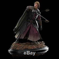 WETA NIB Boromir at Amon Hen Limited Hobbit Lord of the Rings Figure Statue