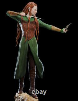 WETA TAURIEL OF THE WOODLAND REALM STATUE THE HOBBIT NEW lord of ring