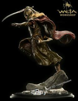 WETA The Hobbit The Lord of the rings Mirkwood Elf Soldier 16 Statue Figure
