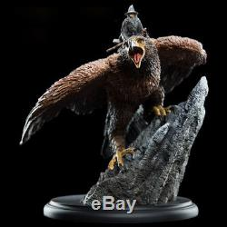 WETA The Lord of the Rings Gandalf on Gwaihir Collection Statue New