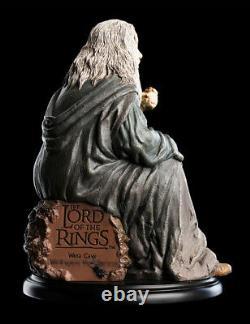 WETA The Lord of the Rings Grey Robe Gandalf The Hobbit Mini Figure STATUE MODEL