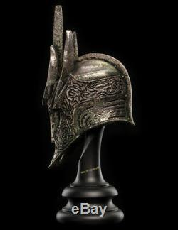 WETA The Lord of the Rings Helm of The Ringwraith of Forod 14 Helmet Mini Model