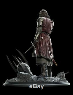 WETA The Lord of the Rings Isildur&Sauron Helmet Collection Statue IN STOCK