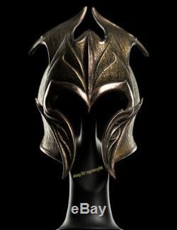 WETA The Lord of the Rings Mirkwood Elf Helm 14 Mini Helmet Model Genuine Helm