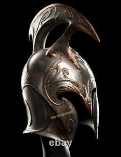 WETA The Lord of the Rings Rivendell Elf Guard's Helm Limited Mini Helmet Model
