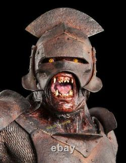 WETA The Lord of the Rings URUK-HAI SWRDSMAN Limited Statue Model 1/6 Figure