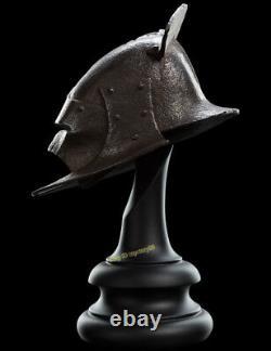 WETA The Lord of the Rings Uruk-Hai Swrdsman's Helm Mini Helmet Model In Stock