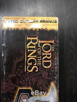 Walking Axe Of Gimli, Lord Of The Rings, United Cutley Brands