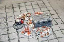 Warhammer LOTR Lord of the Rings The Hobbit Moria Mines, foam handmade & painted