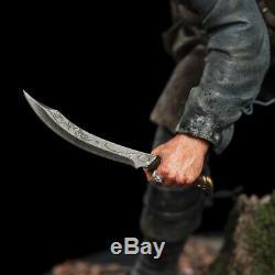 Weta ARAGORN AT AMON HEN (#191) 1/6 Statue Herr der Ringe Lord of the Rings NEU