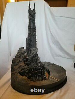 Weta Barad-dur Tower Fortress Of Sauron Statue Limited Lord Of The Rings Tolkien