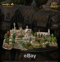 Weta Collectibles The Lord of The Rings Rivendell Polystone Environment New