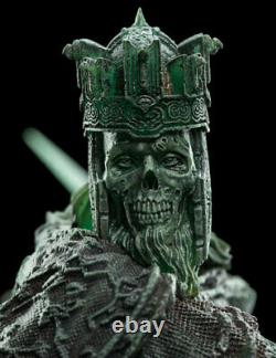 Weta King of the Dead Statue Army Mini Miniature Figure Lord of Rings Hobbit NEW
