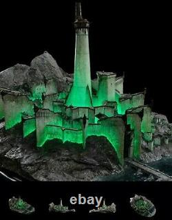 Weta MINAS MORGUL Environment Lord of the Rings LOTR Sauron Nazgul EXCLUSIVE