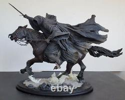Weta Ringwraith At The Ford Lord Of The Rings 1/6 Scale Polystone Statue LOTR